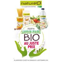 Catalogue Naturéo du 22 août au 16 septembre 2018