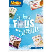 Catalogue Netto du 18 au 30 septembre 2018