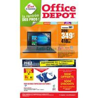 Catalogue Office Dépôt du 10 septembre au 2 octobre 2018