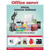 Catalogue Office Dépôt du 10 septembre au 4 novembre 2018