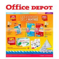 Catalogue Office Dépôt du 20 août au 13 septembre 2018