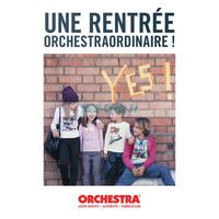 Catalogue Orchestra du 20 août au 10 octobre 2018