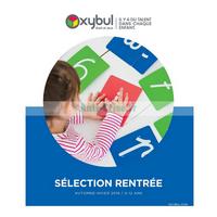 Catalogue Oxybul du 27 août au 31 décembre 2018