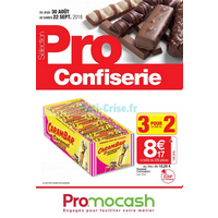 Catalogue Promocash du 30 août au 22 septembre 2018 (Confiserie)