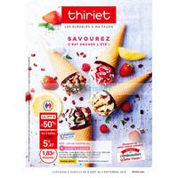 Catalogue Thiriet du 9 août au 2 septembre 2018