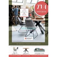 Catalogue Xoon du 22 août au 2 octobre 2018