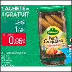 Bon Plan Cornichons Kühne chez Match (28/08 - 02/09) - anti-crise.fr
