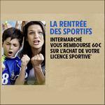 Bon Plan Intermarché : Jusqu'à 60€ Remboursés sur votre Licence Sportive (09/08 - 16/08) - anti-crise.fr