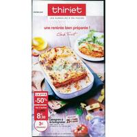 catalogue Thiriet du 27 août au 23 septembre 2018