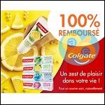 Offre de Remboursement Colgate : Dentifrice Colgate Natural Extracts 100% Remboursé - anti-crise.fr
