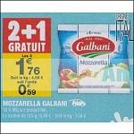 Bon Plan Mozzarella Galbani chez Carrefour Market (04/09 - 16/09) - anti-crise.fr