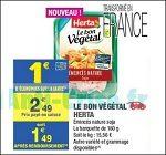 Bon Plan Emincés Nature Soja Le Bon Végétal Herta chez Carrefour Market (21/08 - 02/09) - anti-crise.fr