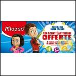 Bon Plan Maped : Activités Offertes pour 5/10 produits achetés - anti-crise.fr