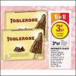Bon Plan Glaces Toblerone chez Magasins U (21/08 - 01/09) - anti-crise.fr