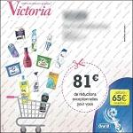Livret de Bons de Réduction Victoria50 : Jusqu'à 28 bons Pour l'Hygiène et l'Entretien - anti-crise.fr