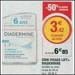 Bon Plan Crème Diadermine chez Magasins U (28/08 - 08/09) - anti-crise.fr