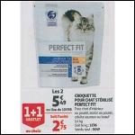 Bon Plan Croquettes pour Chat Perfect Fit chez Auchan (26/09 - 02/10) - anti-crise.fr