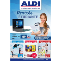 Catalogue Aldi du 19 au 26 septembre 2018