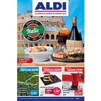 Catalogue Aldi du 26 septembre au 2 octobre 2018