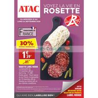 Catalogue Atac du 19 au 24 septembre 2018