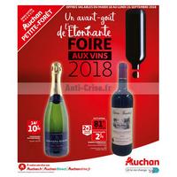 Catalogue Auchan du 18 au 24 septembre 2018 (Petite-Forêt)