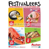 Catalogue Auchan du 19 au 22 septembre 2018 (Leers)