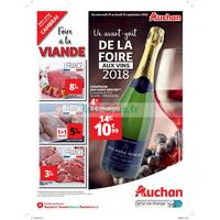 Catalogue Auchan du 19 au 24 septembre 2018 (Cambrai)