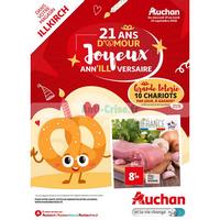 Catalogue Auchan du 19 au 24 septembre 2018 (Illkirch)