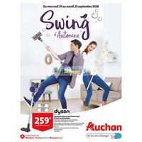 Catalogue Auchan du 19 au 25 septembre 2018