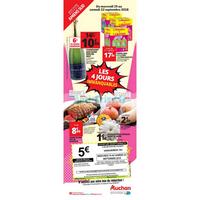 Catalogue Auchan du 19 au 25 septembre 2018 (Amiens Sud)