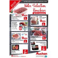 Catalogue Auchan du 19 au 25 septembre 2018 (Noyelles-Godault)
