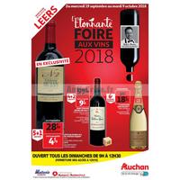 Catalogue Auchan du 19 septembre au 9 octobre 2018 (Leers)