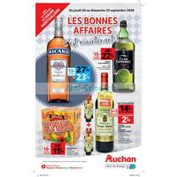 Catalogue Auchan du 20 au 23 septembre 2018 (Le Havre Montivilliers)