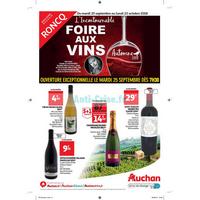 Catalogue Auchan du 25 septembre au 22 octobre 2018 (Roncq)