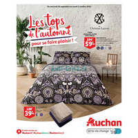 Catalogue Auchan du 26 septembre au 2 octobre 2018 (Avignon Nord)