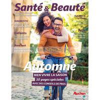 Catalogue Auchan du 3 septembre au 2 décembre 2018 (Santé & Beauté)
