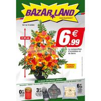 Catalogue Bazarland du 3 au 14 octobre 2018
