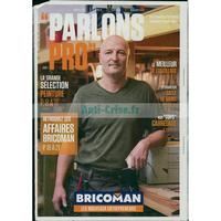 Catalogue Bricoman du 14 au 29 septembre 2018