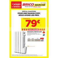Catalogue Bricomarché du 12 au 29 septembre 2018