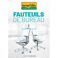 Catalogue Bureau Vallée du 7 septembre au 31 décembre 2018