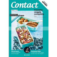 Catalogue Carrefour Contact du 22 au 28 septembre 2018 (Hebdo)
