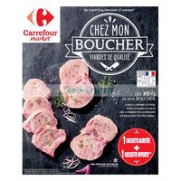 Catalogue Carrefour Market du 9 au 17 octobre 2018 (Viande)
