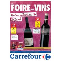 Catalogue Carrefour du 11 au 24 septembre 2018 (Gard)