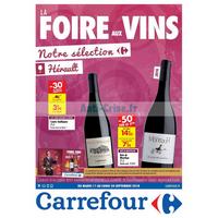 Catalogue Carrefour du 11 au 24 septembre 2018 (Hérault)