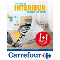 Catalogue Carrefour du 11 au 24 septembre 2018 (Intérieur)