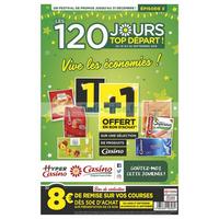 Catalogue Casino du 18 au 30 septembre 2018