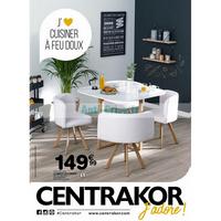 Catalogue Centrakor du 3 au 23 septembre 2018