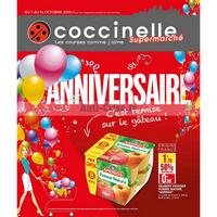 Catalogue Coccinelle du 3 au 14 octobre 2018 (Supermarché)