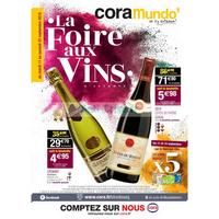 Catalogue Cora du 11 au 22 septembre 2018 (Strasbourg)