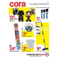 Catalogue Cora du 18 au 22 septembre 2018 (Lorraine)
